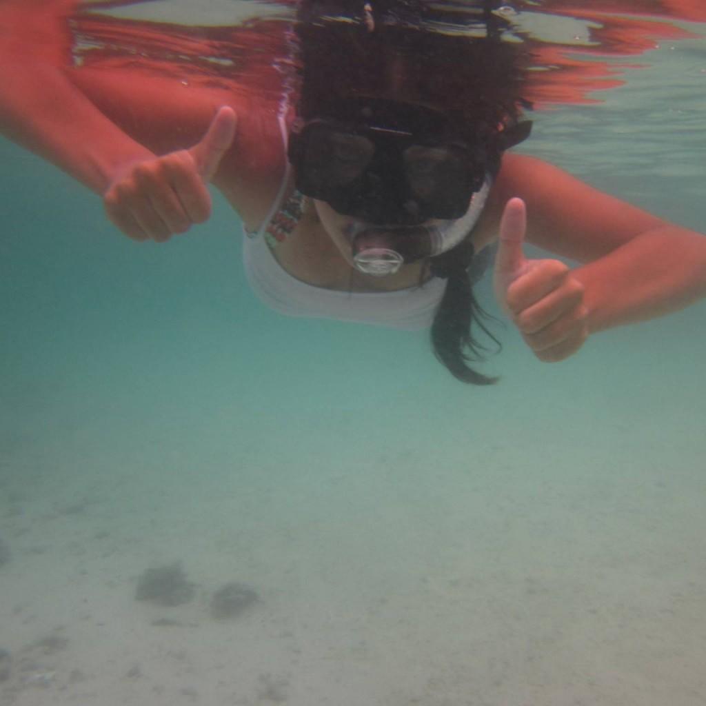 Snorkeling in Philippines