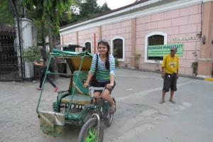 Rickshaw Ride in Old Town