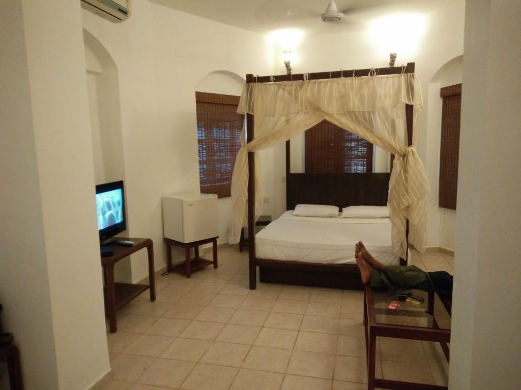 Room in Goa, Candolim Beach
