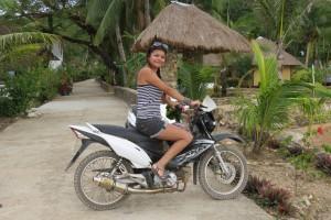Biking in Philippines