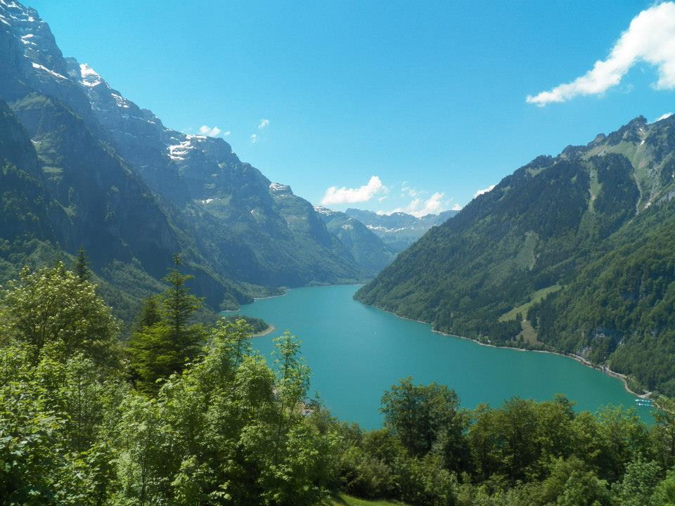 Lake Klöntal