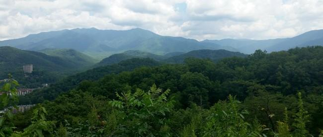 Gatlinburg-Tennessee-Mountain