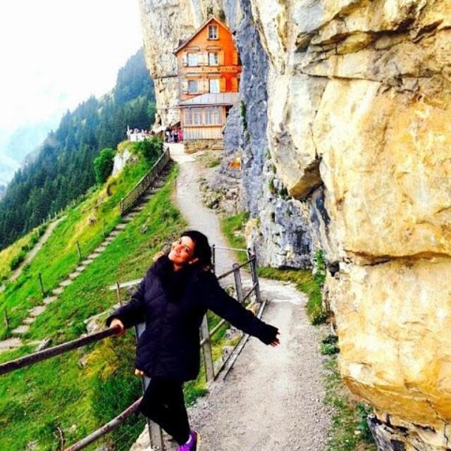 Aescher Berggasthaus