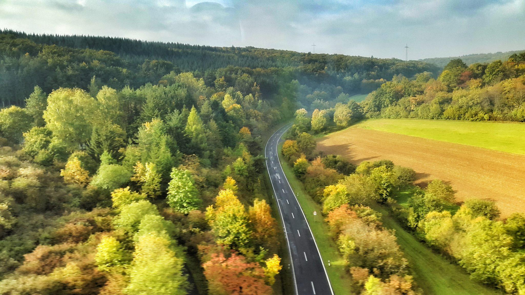 Frankfurt to Nuremberg