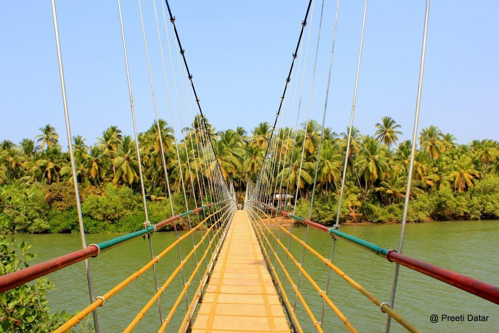 hanging bridge udupi