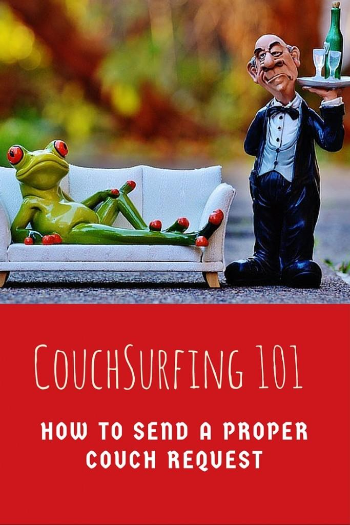 Sending a couch request