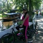 Cycling around Giethoorn – Venice of the North