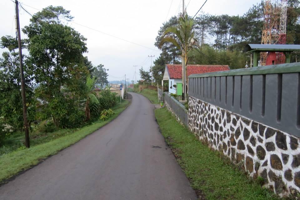 Road to lembang