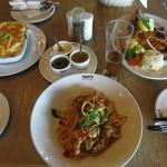 Tony's Spaghetti Grill for Classic Italian Cuisine