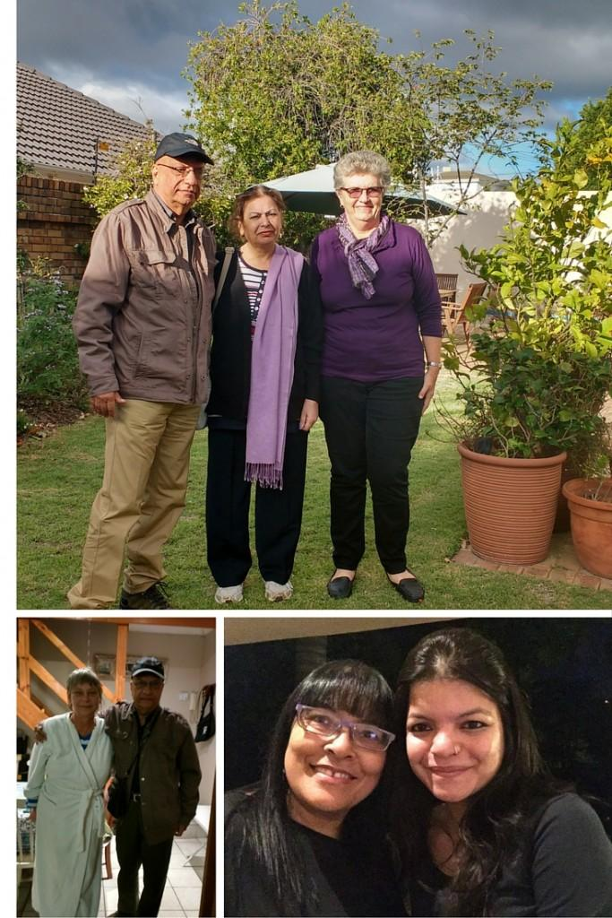 Couchsurfing with parents