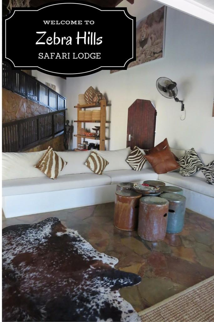 Zebra hills safari lodge