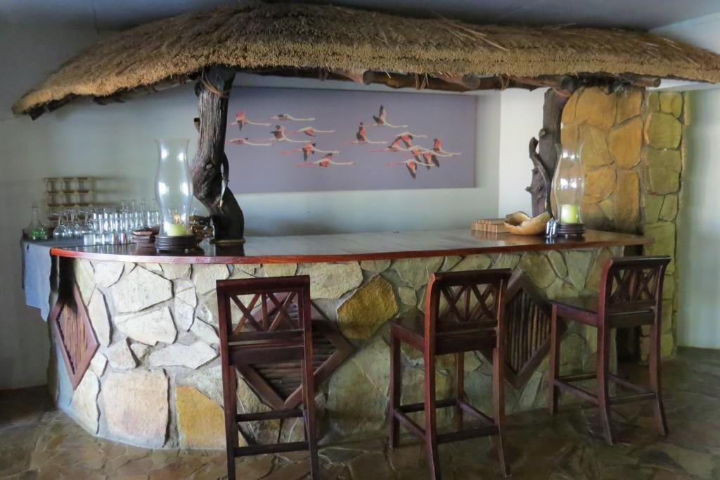 bar at zebra hills