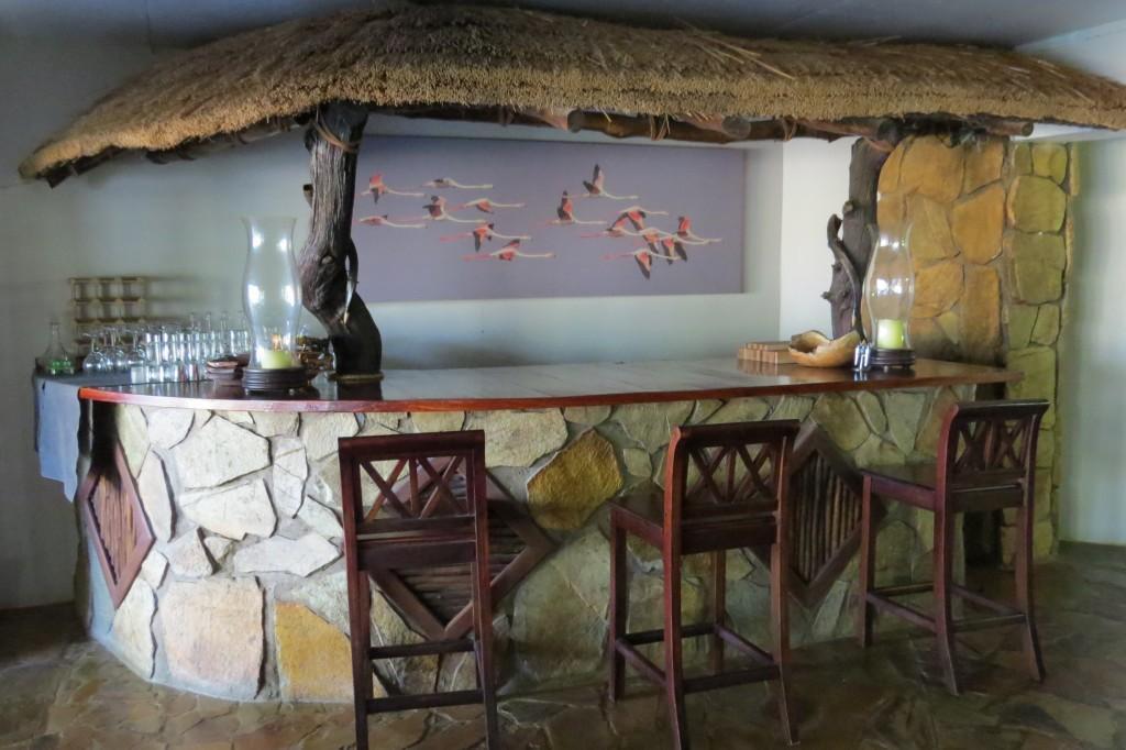 bar at zebra hills
