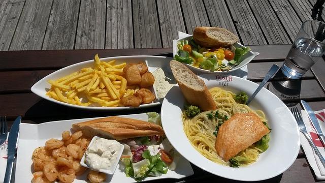 Seafood zanzibar