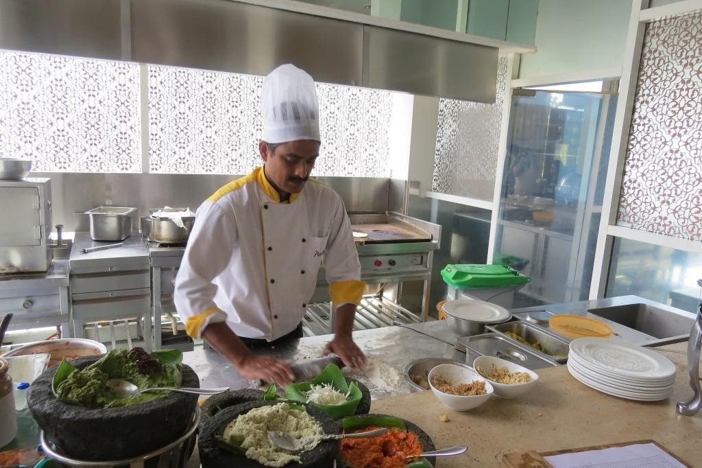 Live Kitchen at Carmine