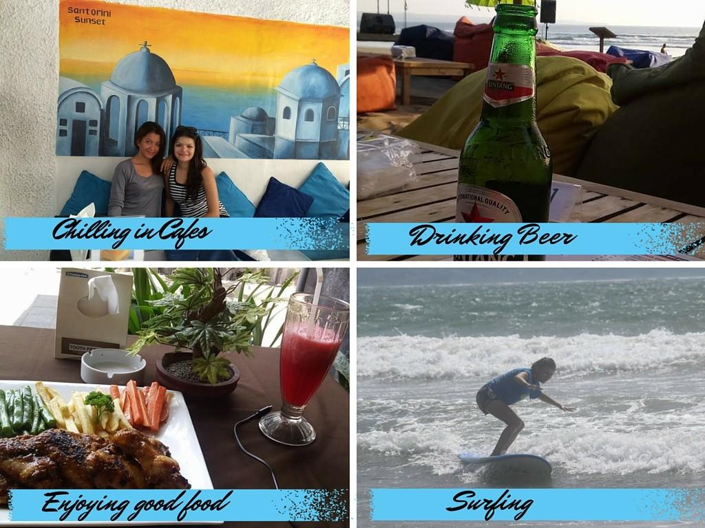 Things to do on beaches of Bali