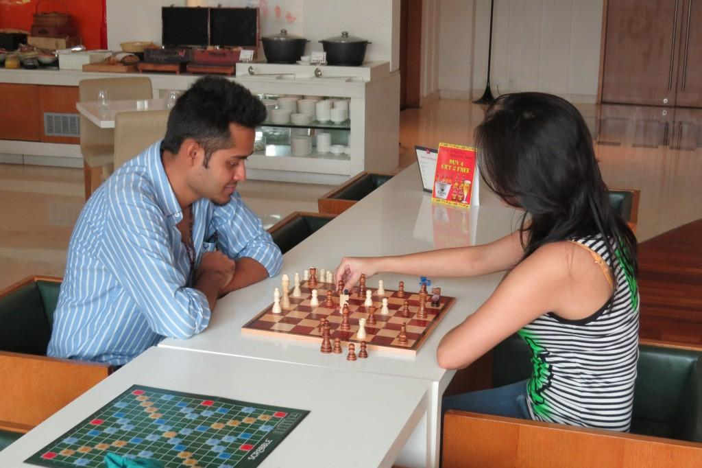 chess at ibis
