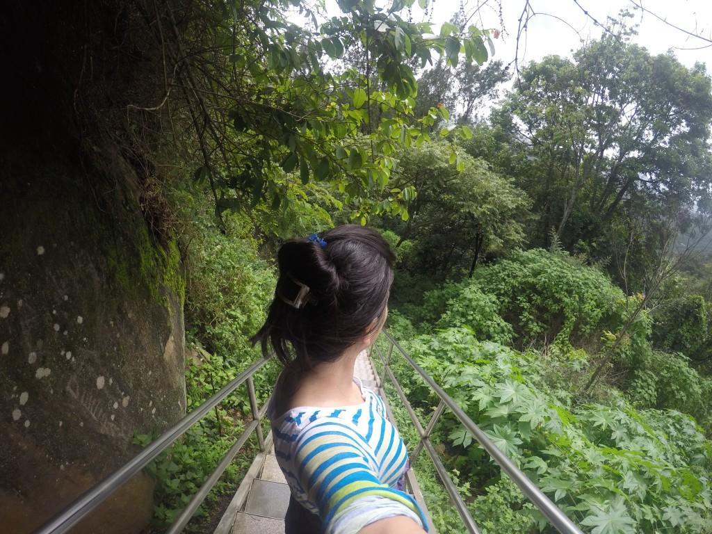 edakkal caves stairs