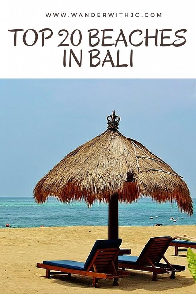 top beaches in bali