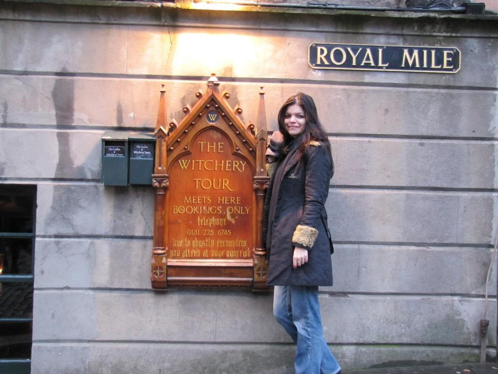 scotland tour royal mile