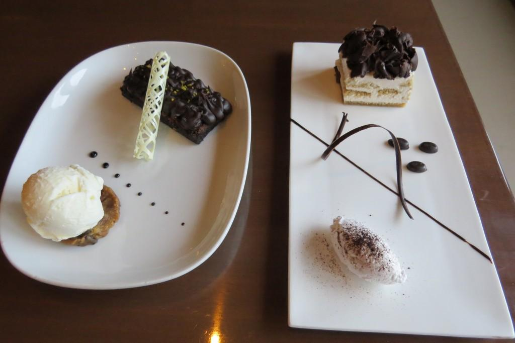 Fudge Brownie, Tiramisu