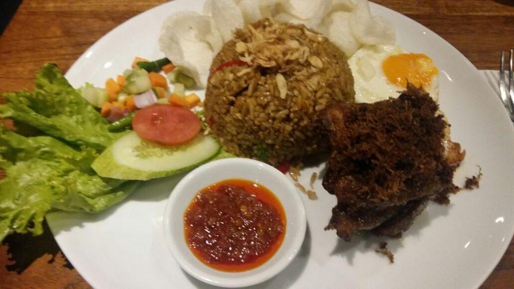 My Top Food Pick - Ayam Nasi Goreng