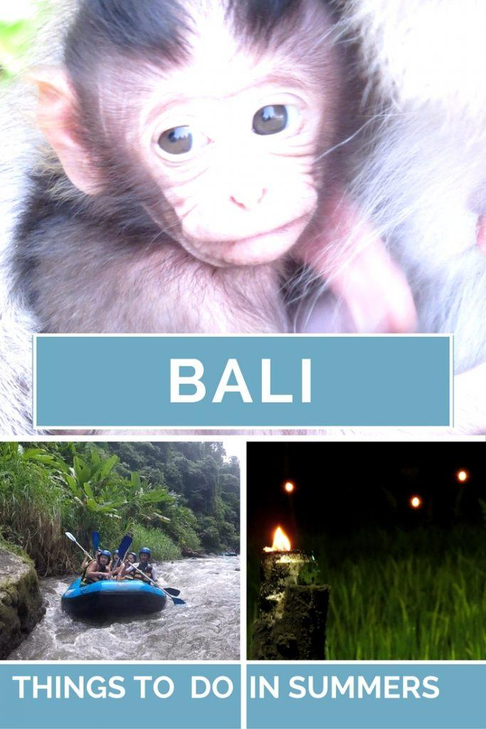 Interesting Things to do in Bali