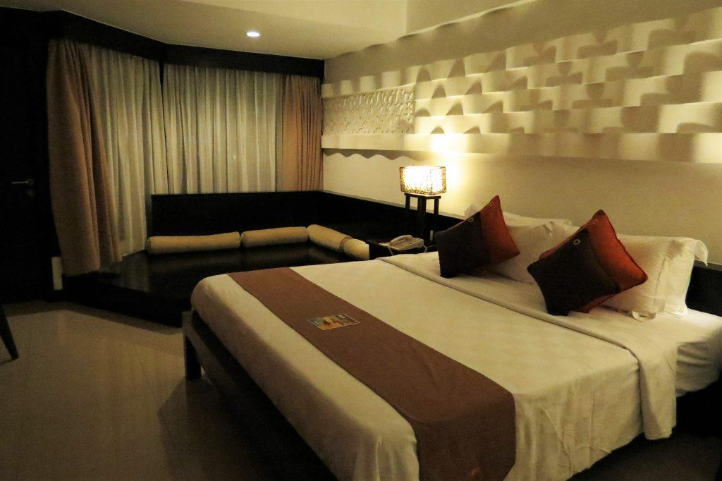 My lovely room at Bintan Lagoon resort