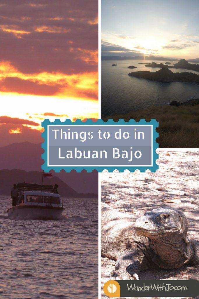 things to do in Labuan Bajo