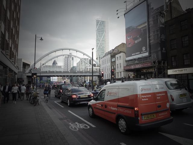 touring UK by car