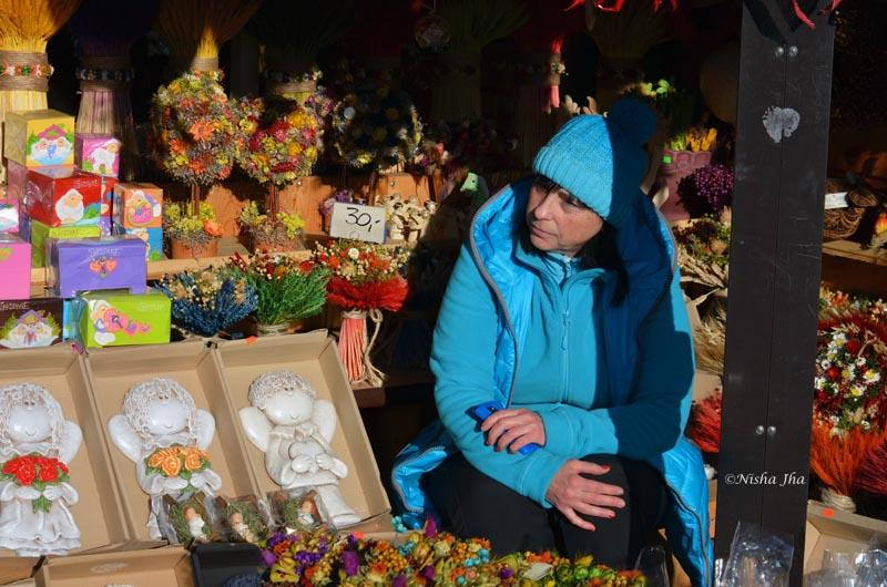 Zakopane Christmas market