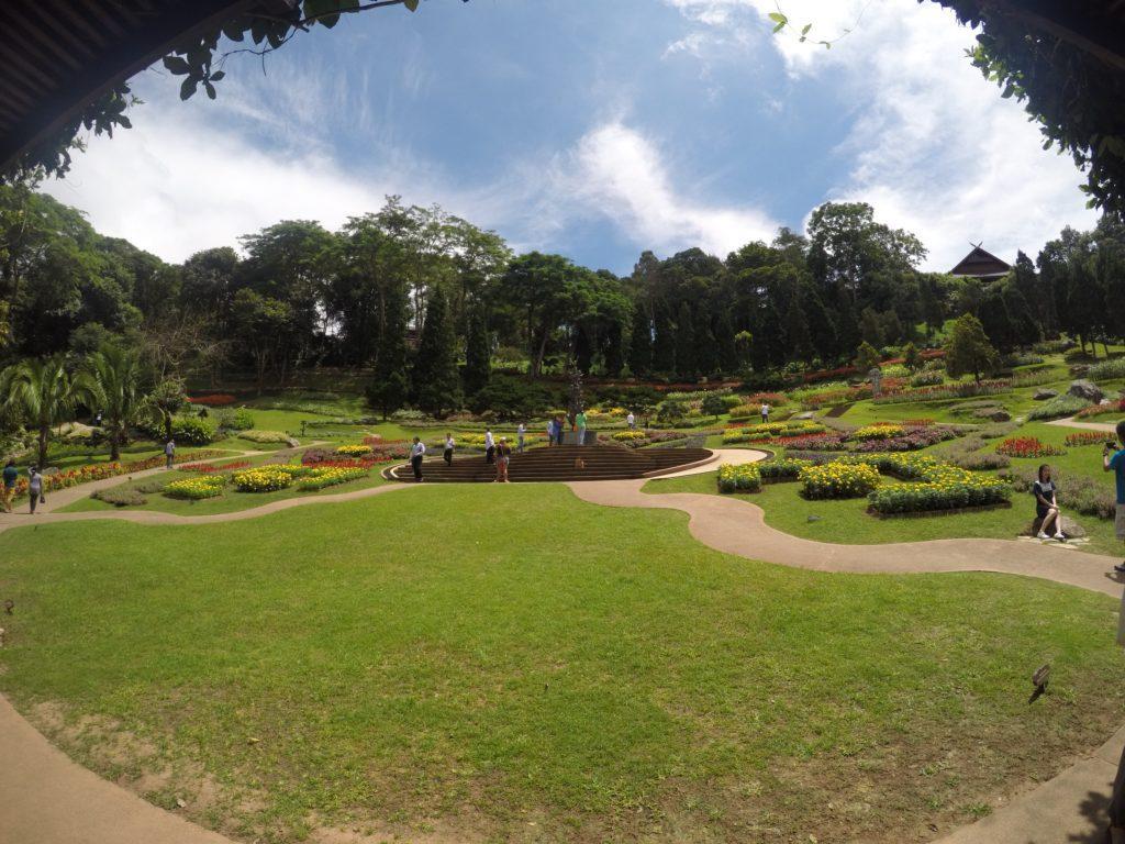 CHIANG RAI 7 PLACES TO VISIT Mae Fah Luang Garden