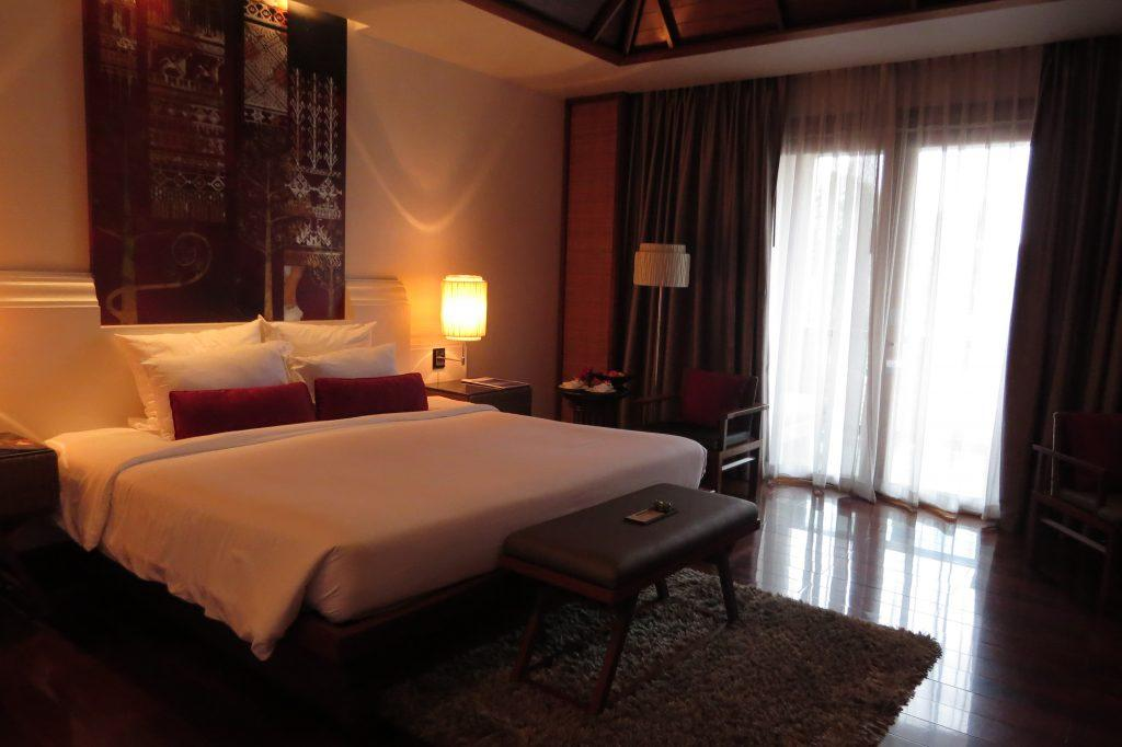Comfortable, luxurious and spacious rooms at Ratilanna
