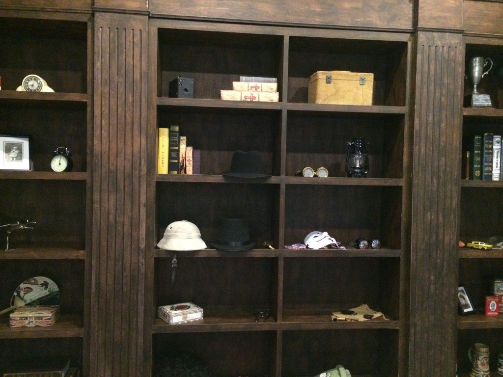 old skool props