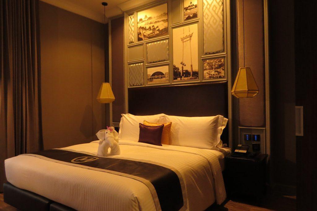 Elegant and stylish rooms