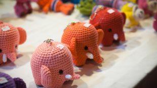 Cute trinkets at walking street/