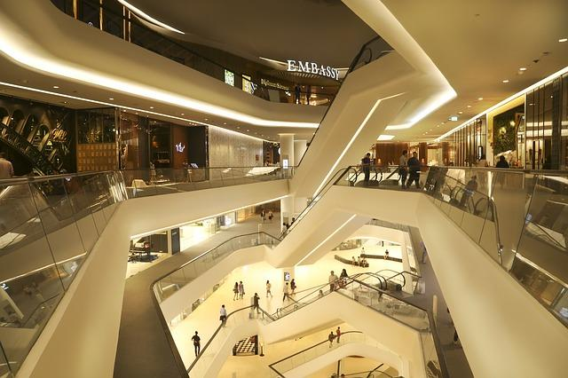 Central Embassy mall, Bangkok