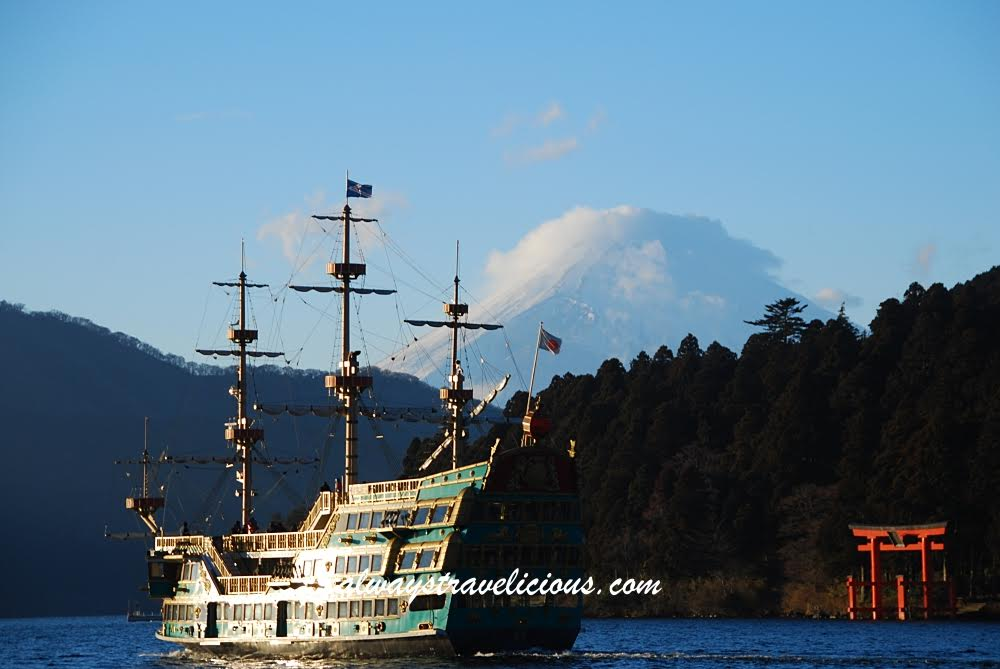 Hakone's stringing beauty captured by KJ