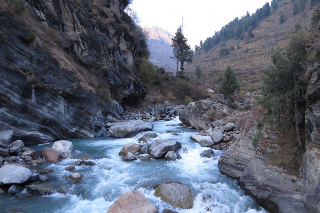 Bidding adieu to Parvati Valley