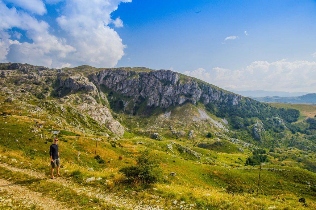 Jones in Montenegro