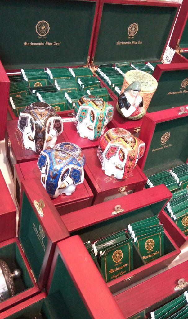 china tea containers