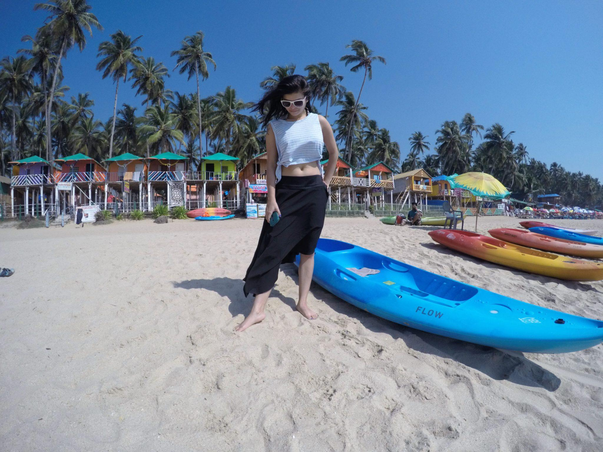 Top Beaches in Goa and Gokarna for GoPro Photography