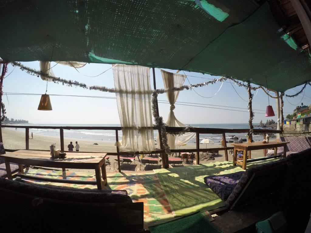 beach shack arambol