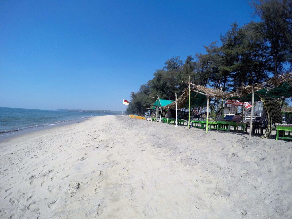 keri beach shacks