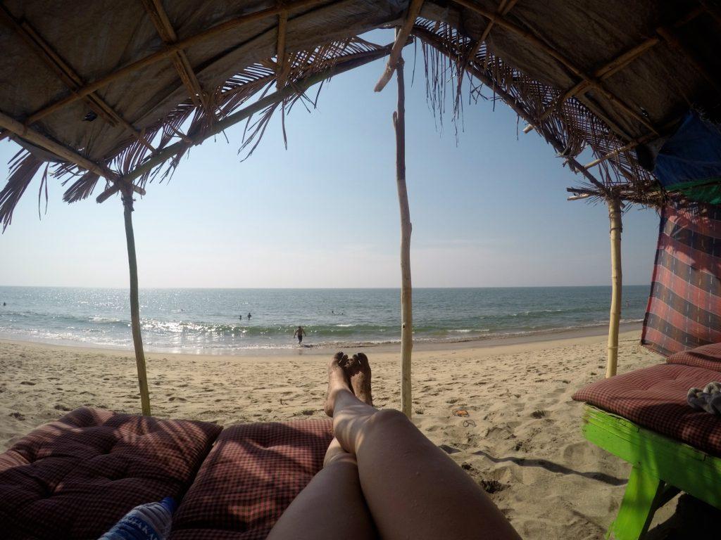 querim beach