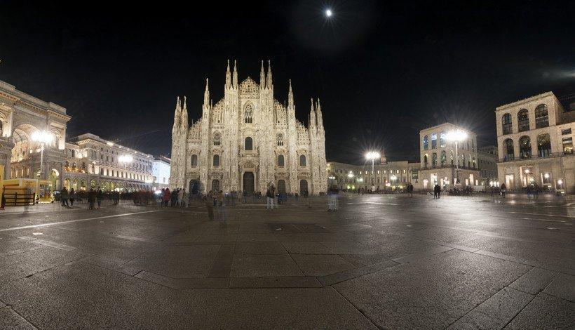 Milan italy solo