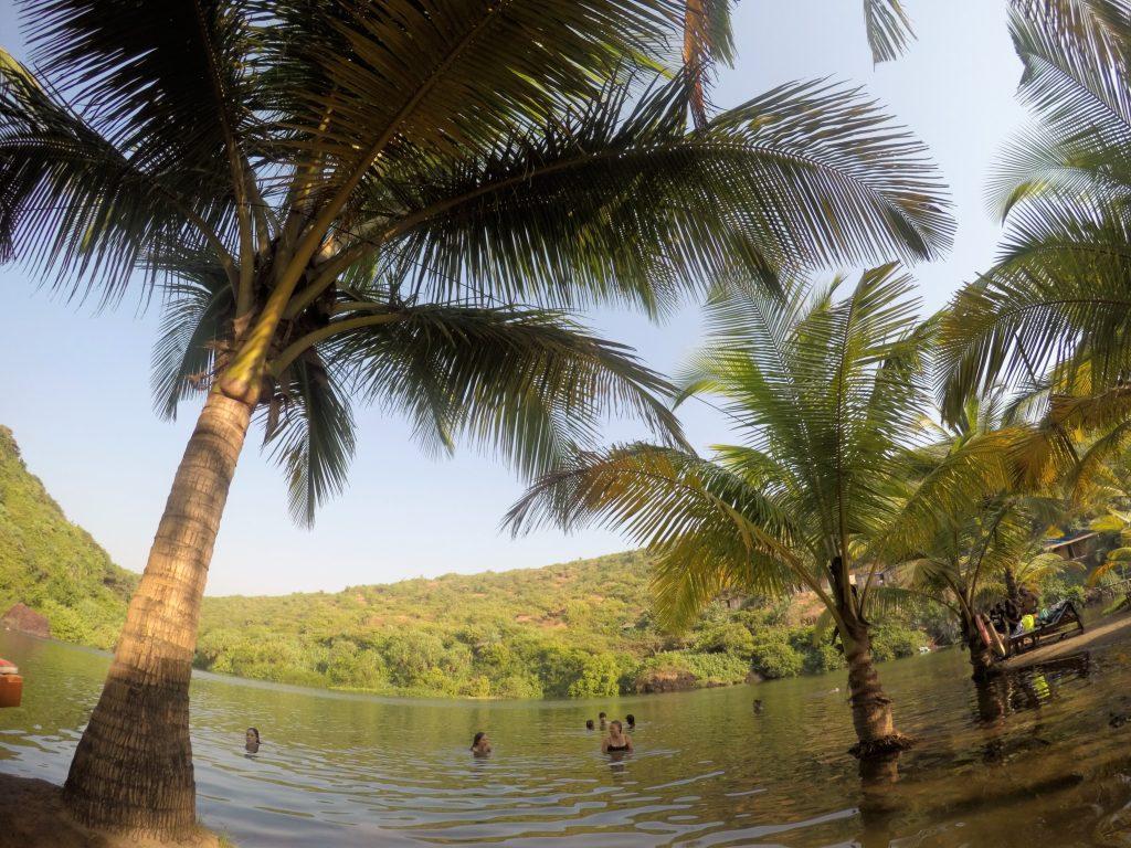 Sweet lake, Arambol