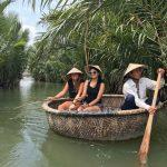 Crab Fishing on a Bamboo Boat – Immersing in Hoi An's Simple Life