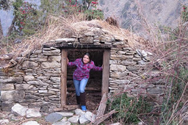 chalkot village