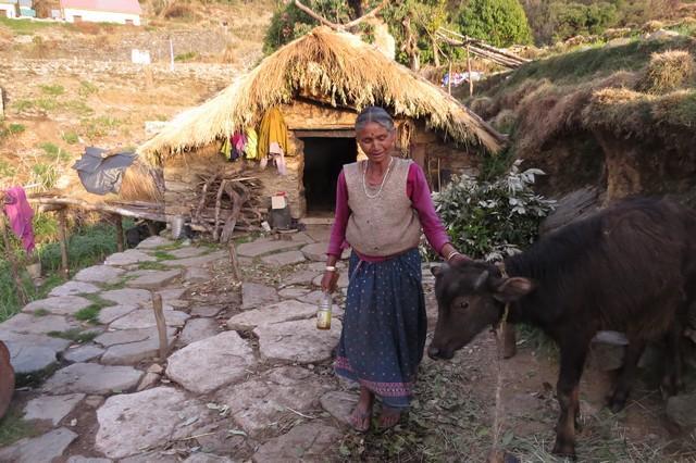 chalkot village life